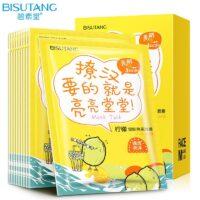 ماسک ورقه ای میوه ای لیمو بیوستانگ BISUTANG