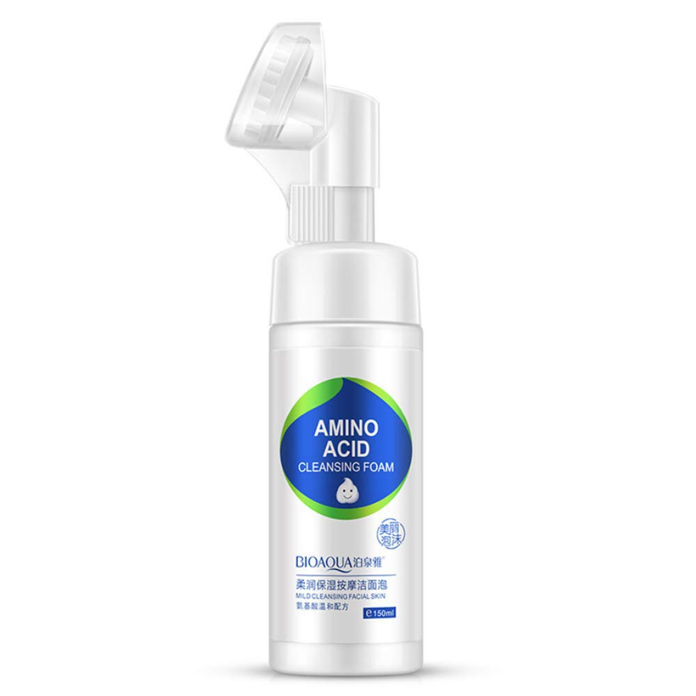 ژل شست و شوی صورت امینو اسید بیواکواamino acid cleansing foam